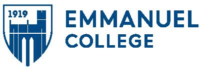 Emmanuel College - White Logo