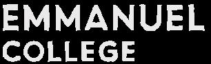 Emmanuel College - White Logo-1